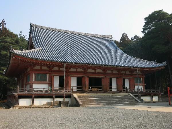 国宝五重塔をはじめ数々の国宝・重要文化財を蔵する醍醐寺