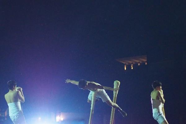 岐阜県飛騨市古川町  古川祭 祭り広場