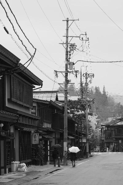 高山市 古い町並み