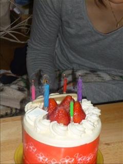 24歳お誕生日 (2)