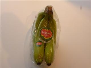 2015-05-11緑色のバナナ