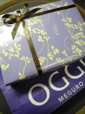20150523目黒「OGGI」の焼き菓子