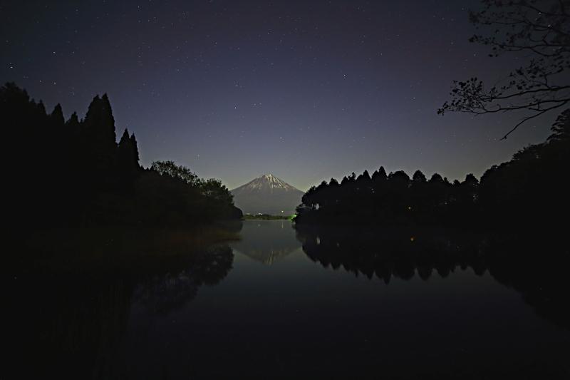富士星景1
