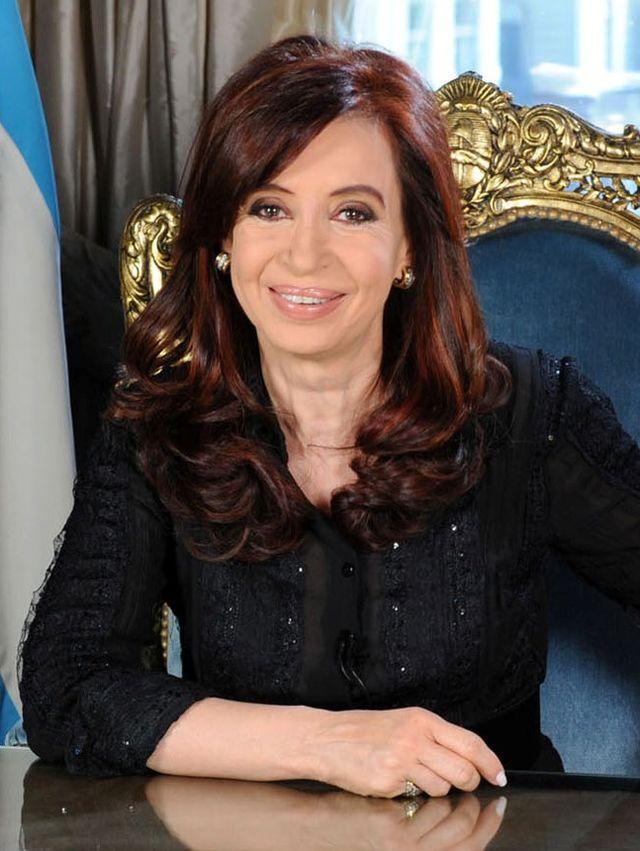 アルゼンチン大統領