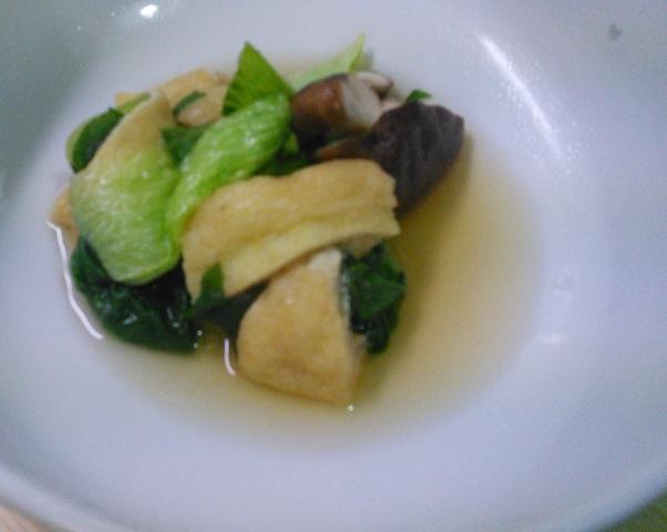 冷凍青梗菜29