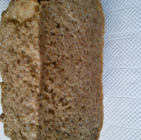 小麦ふすまパン