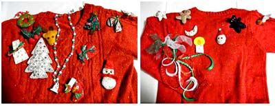クリスマスセーター 400