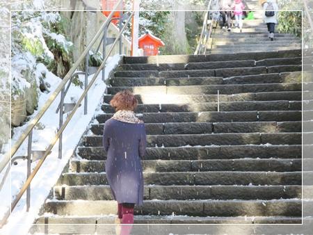 外国人観光客箱根神社