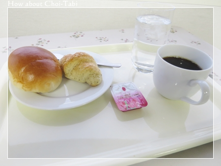 豊鉄ターミナルホテル朝食バイキング