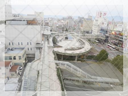 豊鉄ターミナルホテル眺望