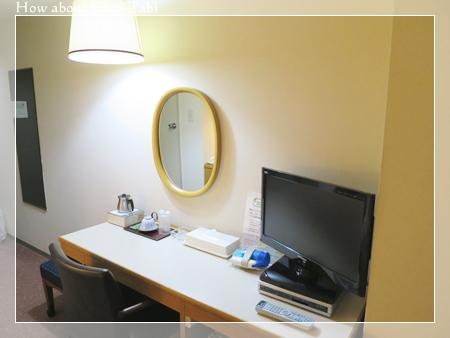 豊鉄ターミナルホテルシングルルーム