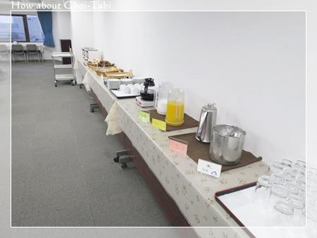 豊鉄ターミナルホテル朝食ビュッフェメニュー