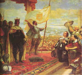 ジョアン4世の即位