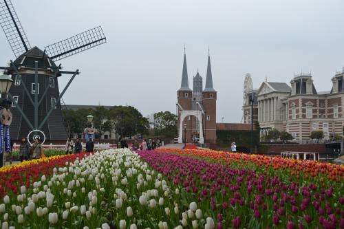 風車&お城