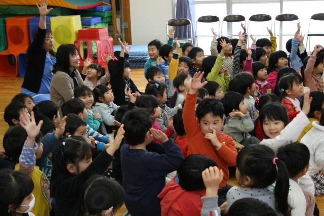 JA宮崎経済連 幼稚園への訪問20150211004jpg