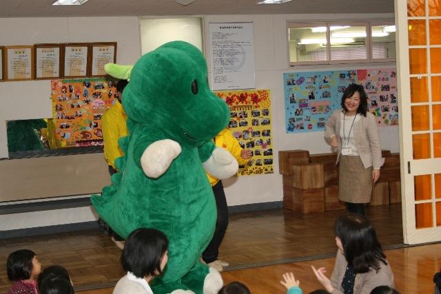 JA宮崎経済連 幼稚園への訪問20150211005jpg