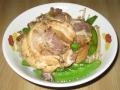 焼き豚の丼