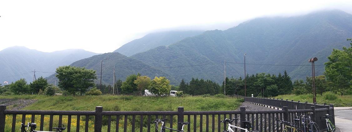⑨道の駅 朝霧高原より