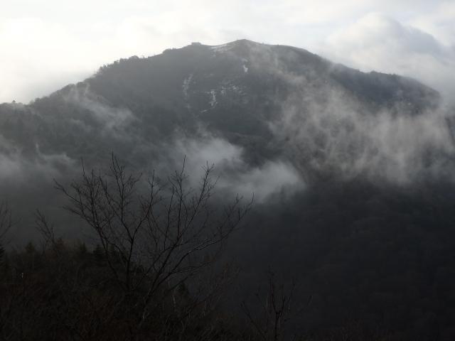 剣山には雨氷も霧氷もないようだ