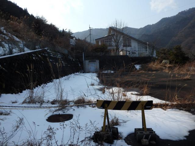 徳島県立山川少年自然の家の建物