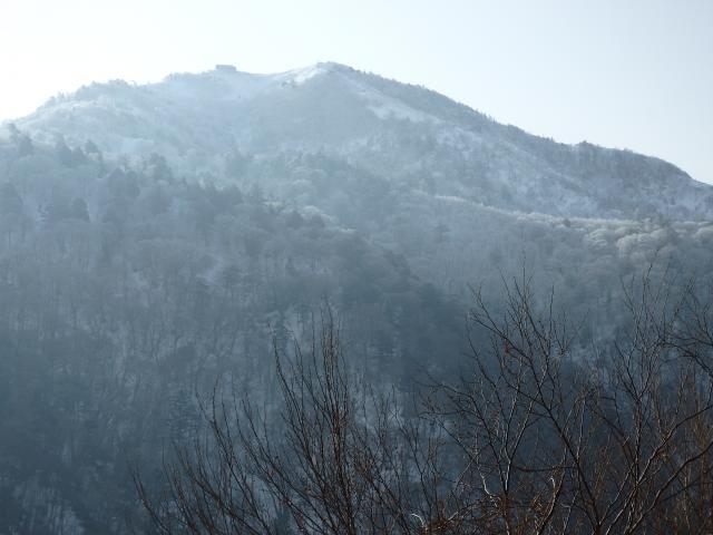 西日本第2の高峰の剣山