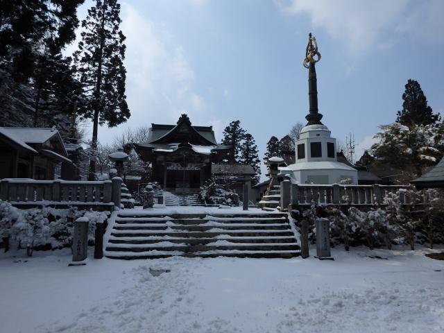 阿波修験道の聖地、高越寺