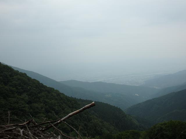 海抜950mの見晴らしのいいところ
