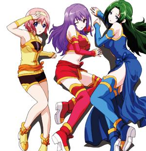 麻雀物語3三姉妹