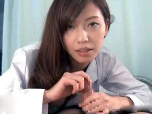 泌尿器科の女医が入院患者を誘惑して痴女りまくる!