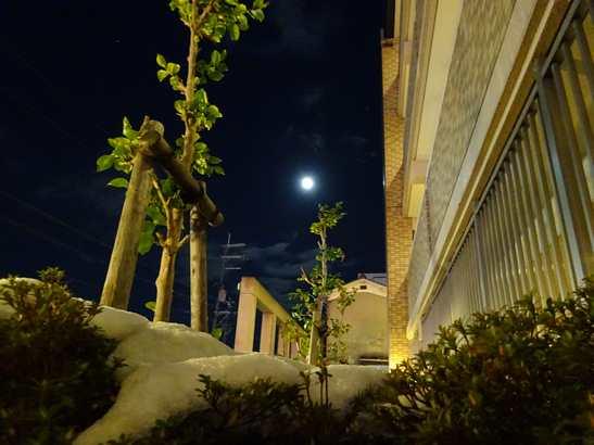 20140104 京都の月