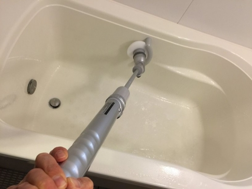 20150111009_浴槽の掃除