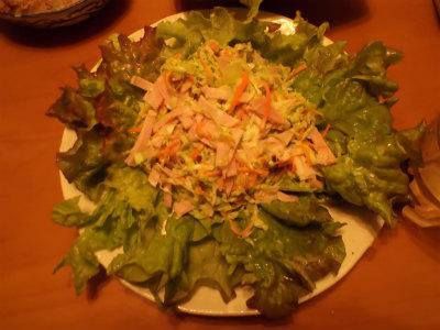 12.21コールスローサラダ