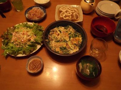 12.21夕食