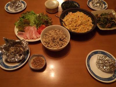12.28夕食