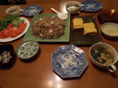 1.11夕食