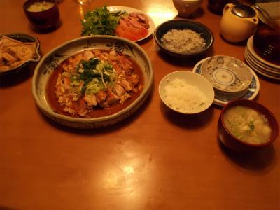 1.17夕食