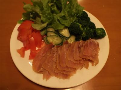 1.24生野菜盛り