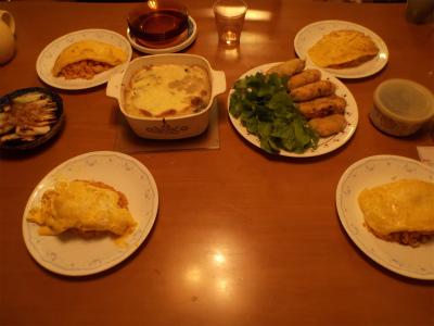 1.25夕食