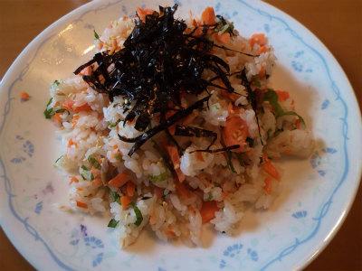 2.1鮭ご飯