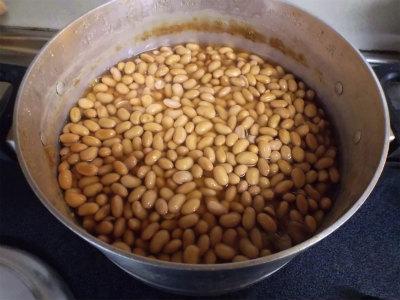 2.11茹で大豆
