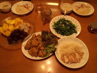 2.11夕食