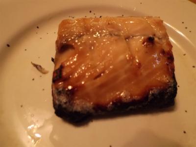 2.14鯖の生姜醤油焼き
