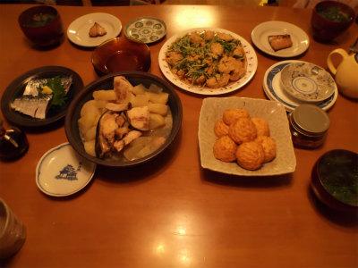 2.14夕食