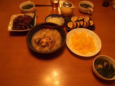 2.15夕食