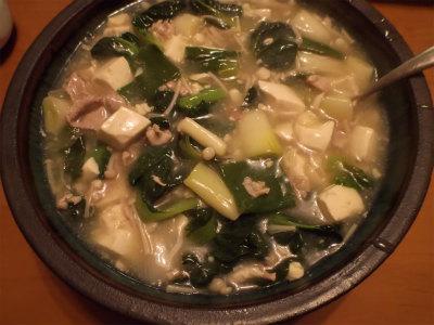 2.21豆腐と野菜の旨煮