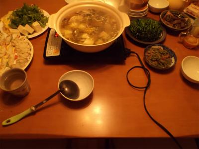 3.1地味っぽい夕食