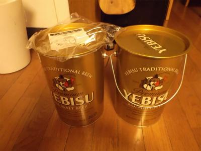 3.15エビスビール