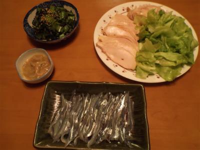 3.28夕食