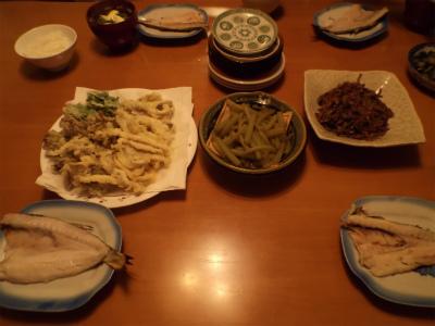 3.29夕食