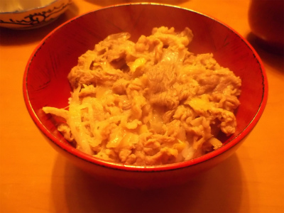 4.4牛丼